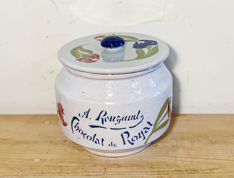 French Covered Candy Jar