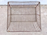 Square Angled Wire Basket