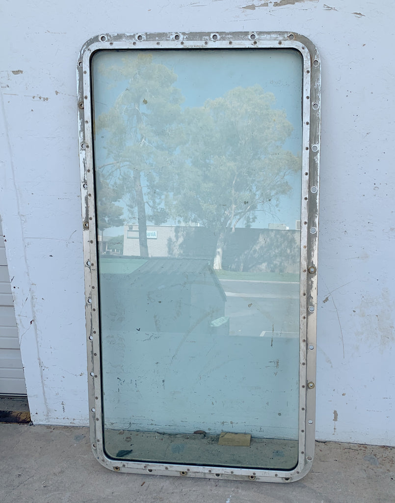 Single Pane Riveted Ship Window