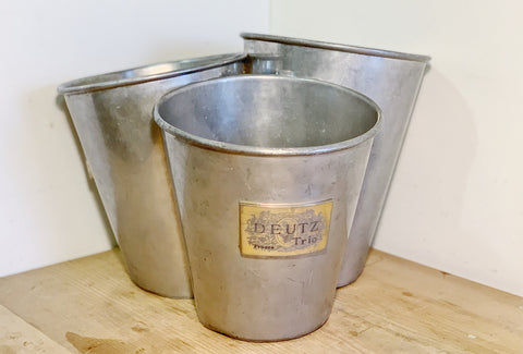 Deutz Triple Champagne Bucket (Decor)