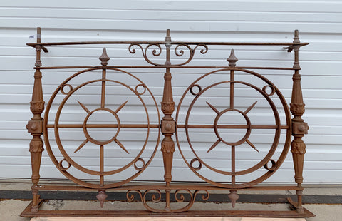Decorative Iron Panel