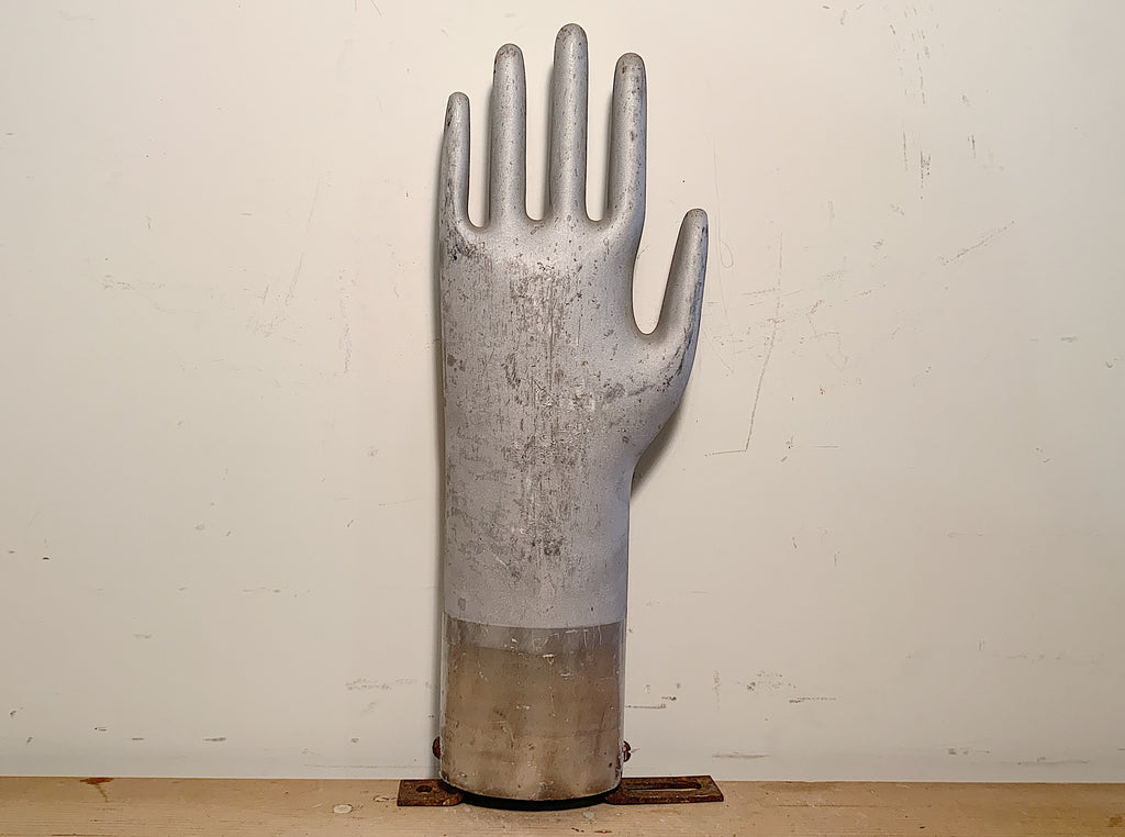 Factory Aluminium Latex Glove Mold (Decor)