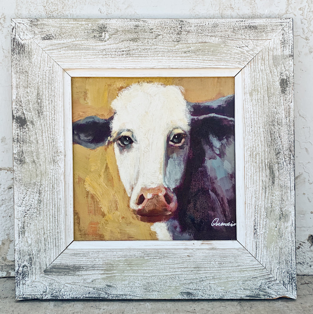 Small Cow Painting/Art