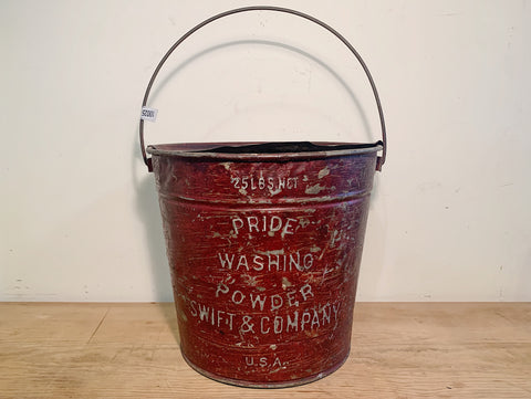 """Pride Washing Powder"" Bucket/Container"