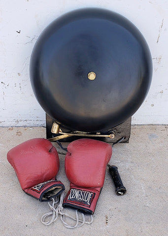 Boxing Gloves and Bell (Decor)