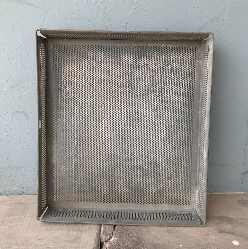 Industrial Perforated Bin