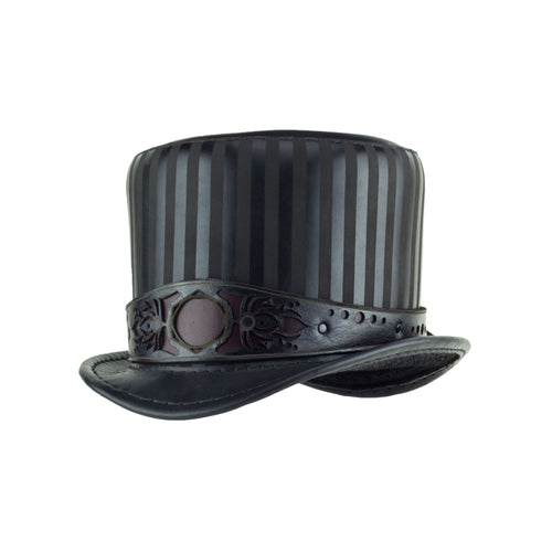 Baron Black Top Hat Geometry Band Angle Subverse