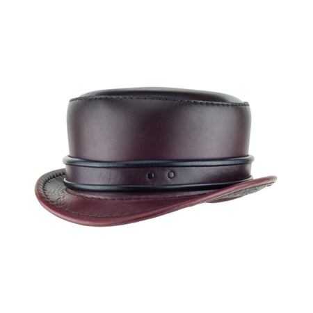 The Oxblood Pinkerton - Black Ring Band