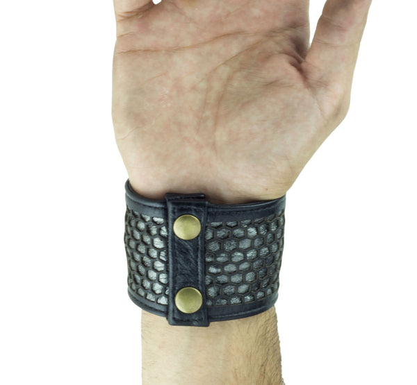 The Honeycomb Cuff