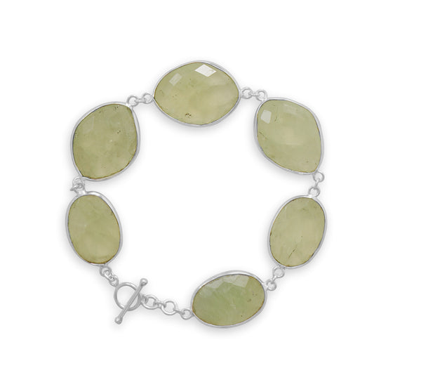 Drizzled In Key Lime Pie Jewelry Collection by The Iced Sugar Cookie- Prehnite, Peridot, Citrine, Amethyst Rings, Earrings, Bracelet, necklace
