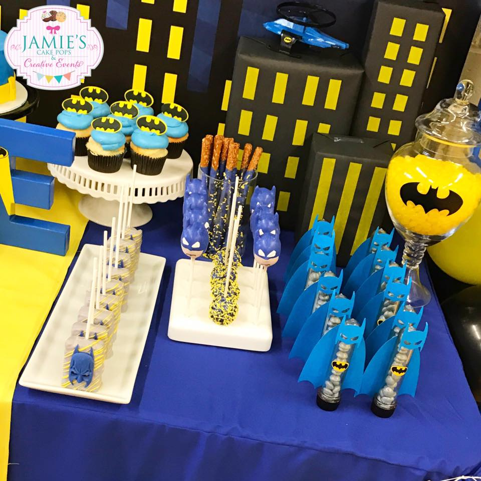 Batman Birthday Party Ideas The Iced Sugar Cookie