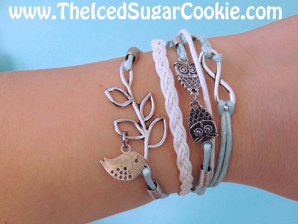 Bracelets By The Iced Sugar Cookie Boho, Bohemian, Hipster, Tribal, Hippie, Hippy, Fashion Style Jewelry Bracelets
