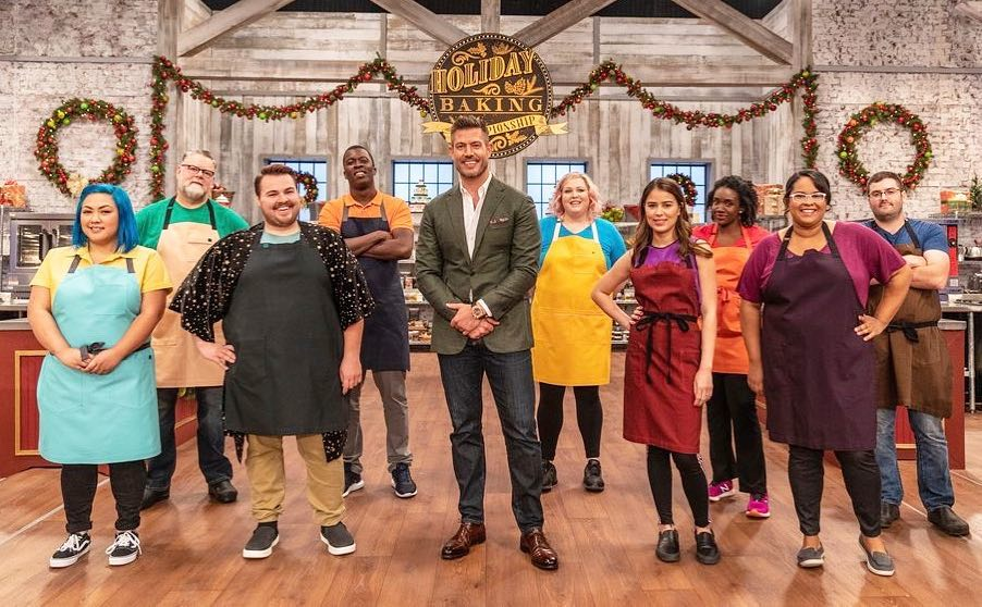 Food Network Holiday Baking Challenge