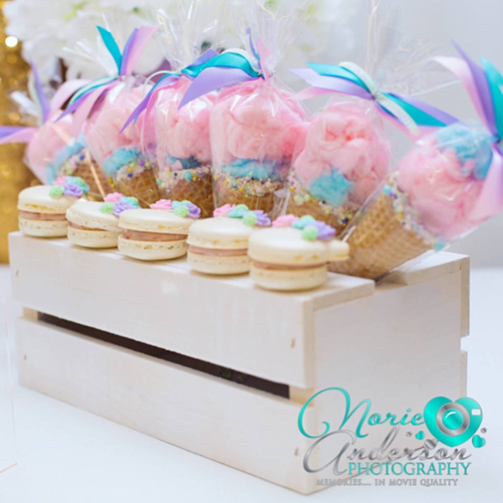 Unicorn Baby Shower Desserts — The Iced Sugar Cookie