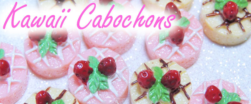 Kawaii Cabochon Miniatures Fake Food Plastic Mini Tiny Food Props Candy Sweets Desserts