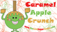 Caramel Apple Crunch Bath Dust