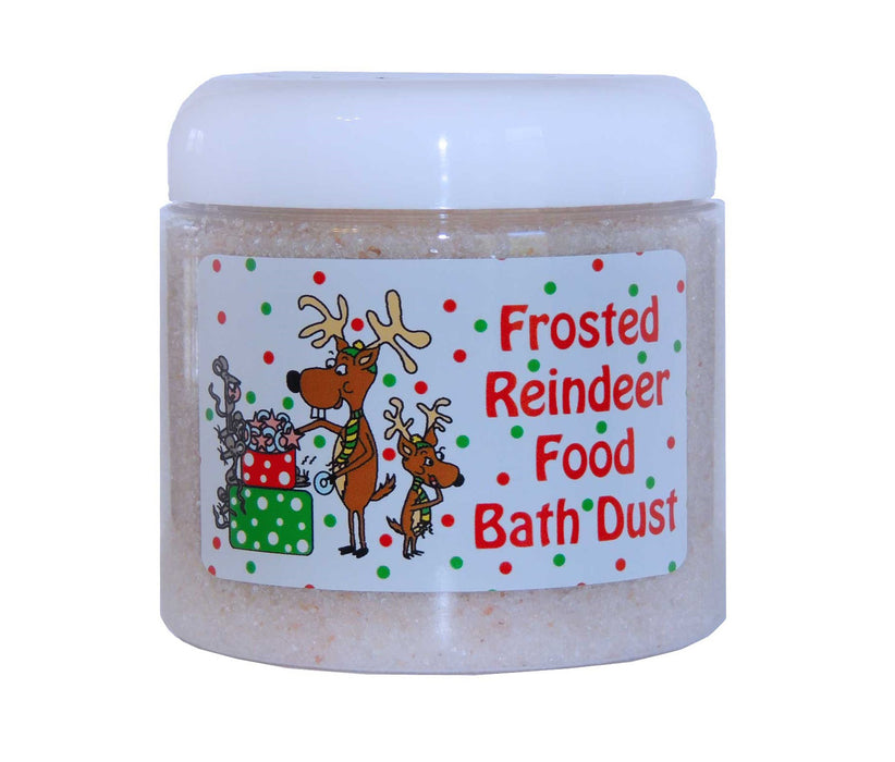 Frosted Reindeer Food Bath Dust
