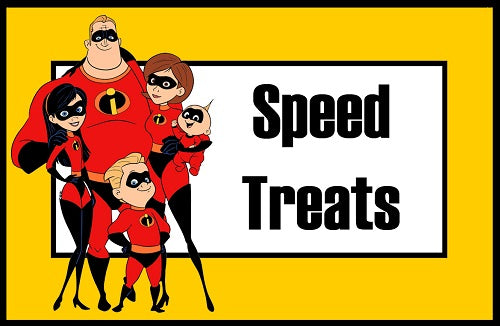 Free Incredibles 2 Birthday Party Food Label Tent Cards | Digital Download #incredibles #incredibles2 #incrediblesparty
