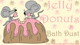 Jelly Donuts Bath Dust
