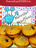 "Monster DIY Birthday Party Food Label Tent Cards-Little Bites Blueberry Muffins by Entenmann's-Monster Teeth, Monster Munch, Monster Toes, Fuzzy Food Monster Teeth: You could use candy corn or use cheeto's. Monster Munch: Popcorn mixed with crumbled cookies, M&M's, colored marshmallow's, Pop Rocks.Monster Toes: Make pig in a blankets.Fuzzy Food: Cut peaches in half and turn face down on platter so the fuzzy side is up. Stick eyeball stickers to the peach fuzz. Prop up the ""Fuzzy Food"" card next to it. Monster Birthday Party DIY Food Label Tent Cards-Monster Cakes, Monster Treats, Monster Grub, Monster Cookies Monster Cakes: bake some monster cupcakes and add our ""Monster Cakes"" food card next to them. Monster Treats: Fill a bowl with lots of different candy and prop the ""Monster Treats"" card next to it. Monster Grub: Make some green tinted banana pudding and stick the ""Monster Grub"" card next to it. Monster Cookies: Bake some round sugar cookies and decorate them like little monsters. Monster Birthday Party DIY Food Label Tent Cards-Monster Pizza, Monster Drinks, Monster Cheese Sticks, Bread Sticks Monster Pizza: Order a bunch of pizzas and prop up the ""Monster Pizza"" card next to it.Monster Drinks: Prop this card next to the drinks you are offering. Monster Cheese Sticks: Order Cheese Sticks and prop this card next to it.Bread Sticks: Order bread sticks and prop this card next to it. Monster Birthday Party DIY Food Label Tent Cards-Monster Chips, Monster Burgers, Monster Dogs, Monster Dip Monster Chips: Fill a bowl with any kind of chips and prop this card next to it. Monster Burgers: Grill some delicious hamburgers and use this card with it. Monster Dogs: Whip up some hot dogs and use this card next to it.Monster Dip: Make some purple tinted french onion dip and prop this ""Monster Dip"" card up next to it. Monster Birthday Party DIY Food Label Tent Cards- Monster Apples, Monster Fruit, Monster Berries, Monster Sweets Monster Apples: Fill a bowl with red and green apples. Add funny sticker eyeballs to each apple. Monster Fruit: Cut up strawberries, bananas, oranges, pineapples and add to a platter. Then hot glue 1 plastic google eye to a toothpick and stick down in each fruit piece. Monster Berries: Fill a bowl with strawberries and red grapes. Sprinkle with sugar. Monster Sweets: Fill a bowl with skittles and prop up the ""Monster Sweets"" card next to it. Monster Birthday Party DIY Food Label Tent Cards- Monster Eggs, Monster Pretzels, Monster Suckers, Monster Muffins Monster Eggs: Fill a bowl with colorful jelly beans and use this card. Monster Pretzels: Use yogurt covered pretzels for this. Monster Suckers: Fill a bowl with some Dum Dum suckers. Monster Muffins: Buy Entenmann's mini muffins and fill them in a bowl. If your throwing a Little Monster birthday party and need a fun DIY Idea then try this Monster Birthday Party Package Kit out! This is a digital download for you to PRINT and CUT. This will be available to you as soon as you pay.   You will get 32 food cards that comes as 7 JPEG templates.  These food cards were created on an 8.5x11 sheet and has 4 food cards per page. Each card measures approx 3- 3/4 inch wide and 2- 1/2 inch tall after they have been folded.  What you are getting in your ZIP file:  1. Food Tent Cards of 4- ""Monster Teeth, Monster Munch, Monster Toes, Fuzzy Food""  2. Food Tent Cards of 4- ""Monster Chips, Monster Burgers, Monster Dogs, Monster Dip""  3. Food Tent Cards of 4- "" Monster Pizza, Monster Drinks, Monster Cheese Sticks, Bread Sticks""  4. Food Tent Cards of 4- ""Monster Apples, Monster Fruits, Monster Berries, Monster Sweets""  5. Food Tent Cards of 4- ""Monster Eggs, Monster Pretzels, Monster Suckers, Monster Muffins""  6. Food Tent Cards of 4- Blank  7. Food Tent Cards of 4- Blank  You will get 6 cupcake toppers that was created on an 8.5 x 11 sheet. You can use a 3 inch decorative hole punch on these cupcake toppers. The cupcake toppers were created in photoshop as 3.5 inch toppers. Just print and cut them out using the hole punch and then tape a toothpick to the back of the cupcake topper and stick down in your cupcakes. It's that easy! You will get 6 flag banners that comes as 2 JPEG templates.  3 flags per sheet on an 8.5 x 11. How to make these: Just print your digital download and cut them out. Then use a hole punch and punch two holes in each flag banner at the top and run some ribbon through. Then just hang it up. You will get 4 Large Monster illustrations. 4 JPEG and 4 PNG transparent background. 300dpi Red Monster- 6.737 x 10.603 inches Yellow Monster- 7.607 x 9.75 inches Blue Monster- 7.623 x 9.813 inches Dark Blue Monster- 7.607 x 9.75 inches Green & Purple Monster- 7.907 x 10.293 inches  Copyright (c) 2016 The Iced Sugar Cookie and its licencors. All rights reserved. For personal use only. Do not sell these or give them away for free. Monster Birthday Party DIY Food Label Tent Cards-BlankThese are are blank so you can type or write your own words. Just open this image up in Photoshop and type your own words."