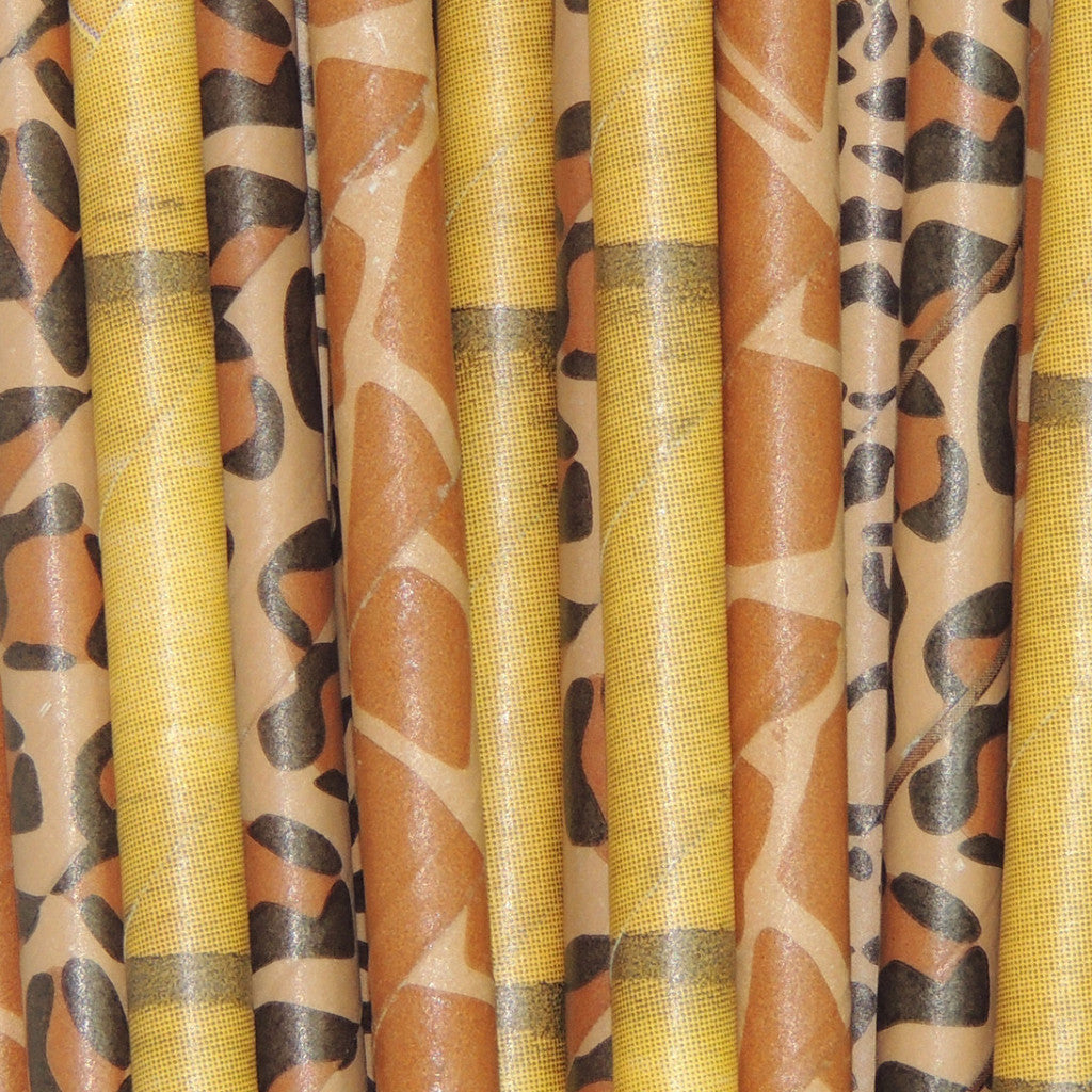 Safari Paper Straws
