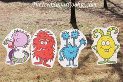 Monster Birthday Party-Silly Monster Birthday Party-Monster Party-Monster Bash Party-Monster Mash Party DIY Ideas