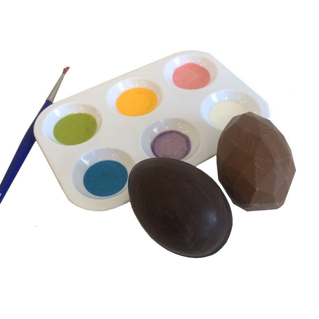 Chocolate Egg Coloring Kit