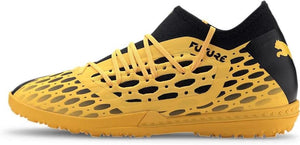 Puma Future 5.3 Netfit TT (Black/Yellow) - soccerhome.ca