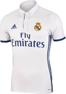 Real Madrid Home Jersey 2016/2017 Bale #11 - soccerhome.ca