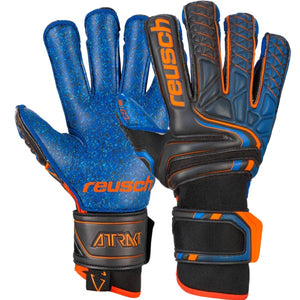 Reusch Attrackt G3 Fusion Junior Gloves - soccerhome.ca