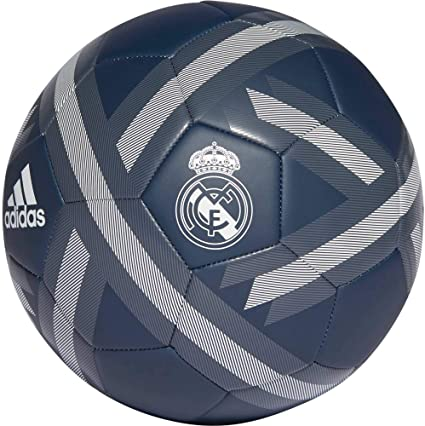 Adidas Ball Real Madrid Size 5 (Navy) - soccerhome.ca