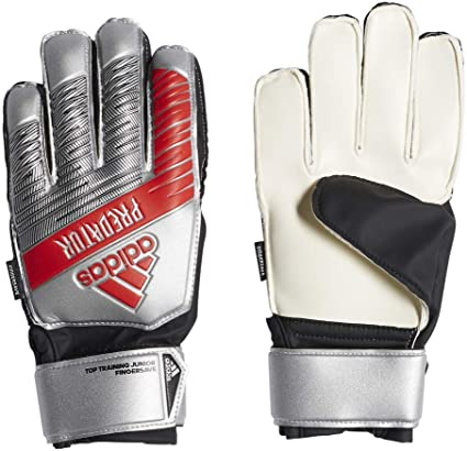 Adidas Predator Top Training Fingersave Junior Gloves - soccerhome.ca