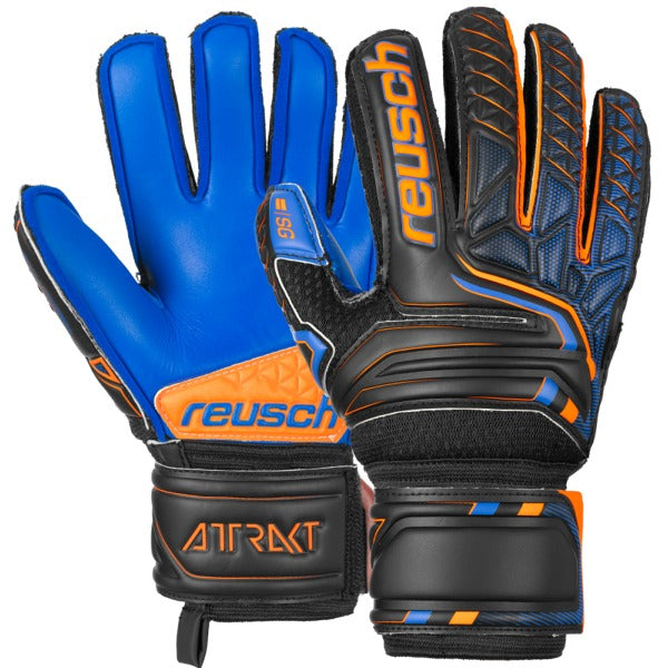 Reusch Attrackt Extra FS Junior Gloves - soccerhome.ca