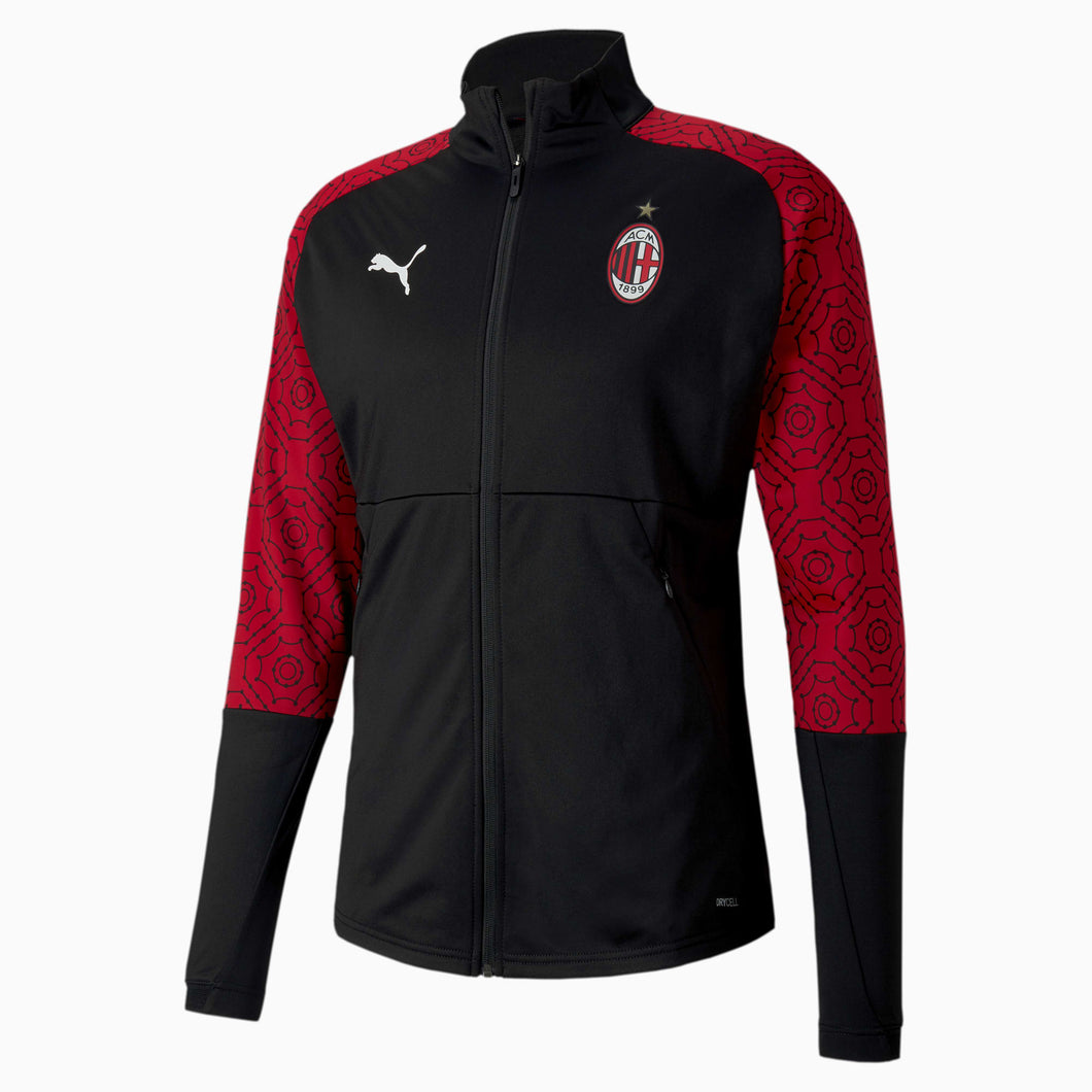 AC Milan 20/21 Puma Stadium Jacket Home