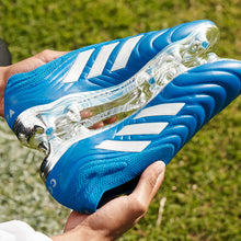 Load image into Gallery viewer, Adidas Copa 20+ FG (Blue/Silver)