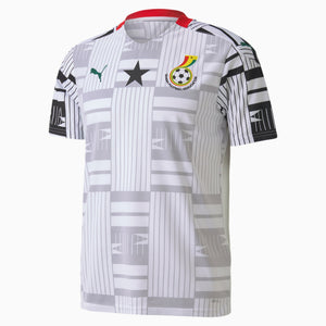 Ghana National Team Puma Home Jersey