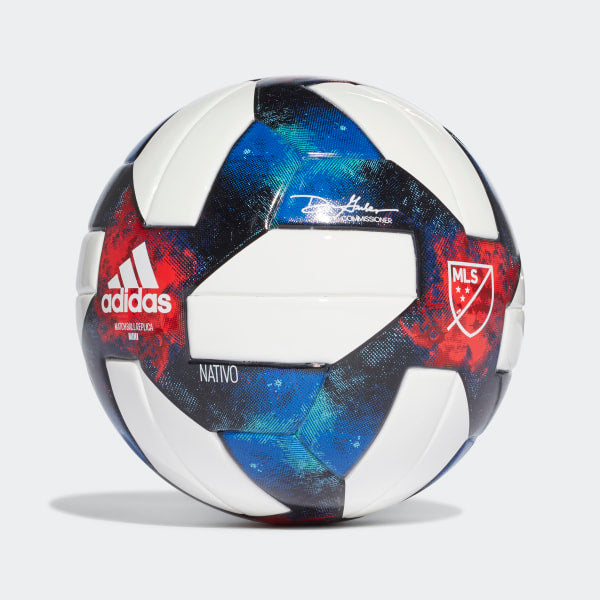 Adidas Mini Ball MLS - soccerhome.ca