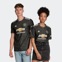 Load image into Gallery viewer, Manchester United 20/21 Adidas Away Jersey