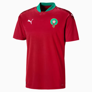 Morocco National Team Puma Home Jersey