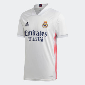 Real Madrid 20/21 Adidas Home Jersey