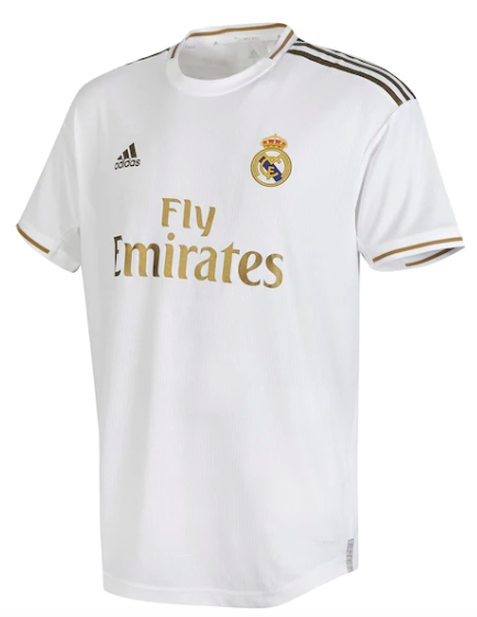 Real Madrid Home Jersey 2019/2020 - soccerhome.ca