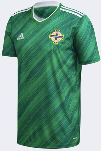 Northern Ireland Euro 2020 Home Jersey - soccerhome.ca