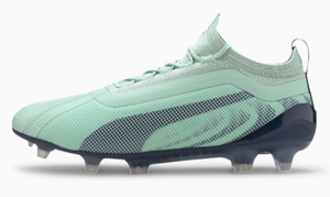 Puma ONE Women's 20.1 FG (Teal/Blue) - soccerhome.ca