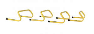 "6"" Speed Hurdle - Yellow (each) - soccerhome.ca"
