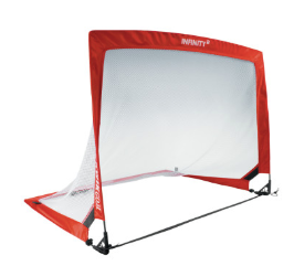 Infinity Squared Pop-up Soccer Goal - soccerhome.ca