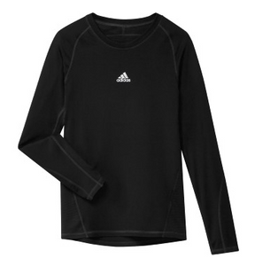 Adidas Comp Shirt Jr ASK L/S (Black) - soccerhome.ca