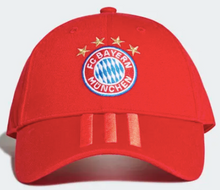 Load image into Gallery viewer, Bayern Munich 3S One Size Adidas Cap - soccerhome.ca