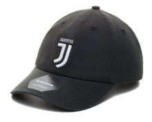 Load image into Gallery viewer, Juventus Bambo Black Cap - soccerhome.ca