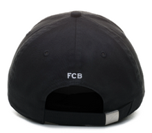 Load image into Gallery viewer, FC Barcelona Bambo Black Cap - soccerhome.ca