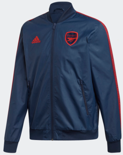 Arsenal FC Anthem Adidas Jacket - soccerhome.ca